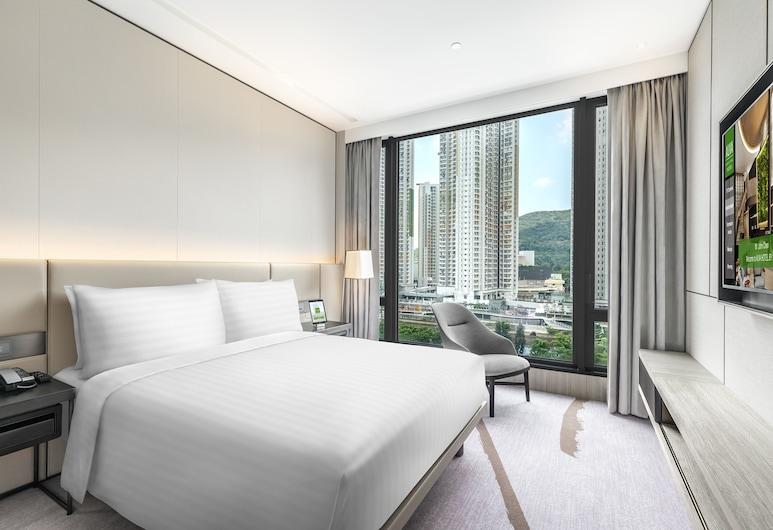 帝逸酒店, 沙田, 公寓, 1 張加大雙人床, 客房