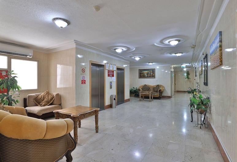 OYO 182 Zariana Hotel, Dubajus, Vestibiulis