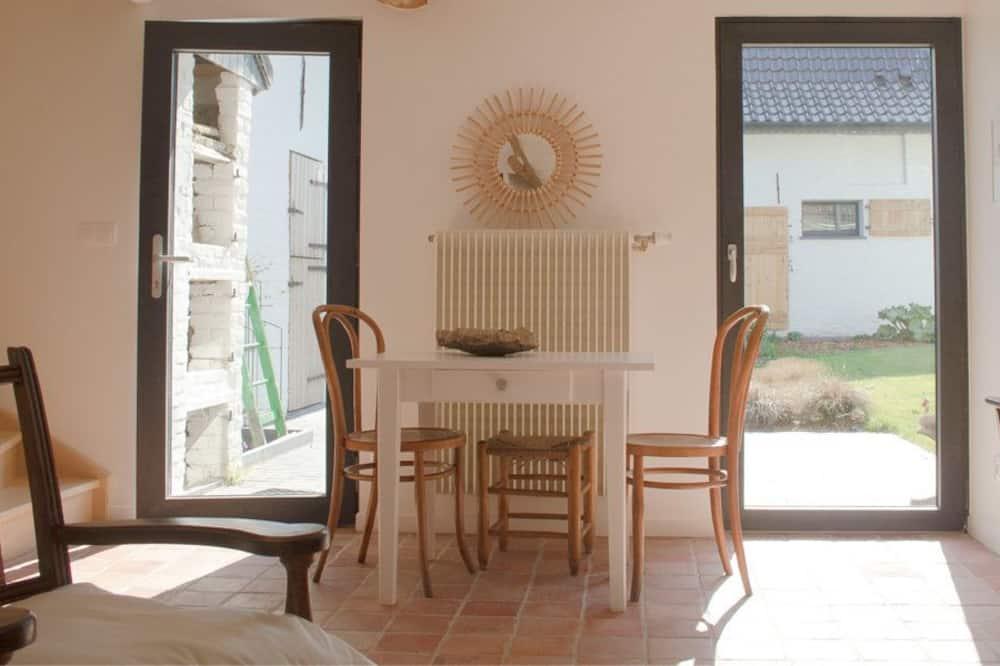 套房 (Rouge Flamande) - 客廳