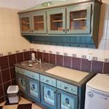 Habitación tradicional con 2 camas individuales, 2 camas individuales - Cocina compartida