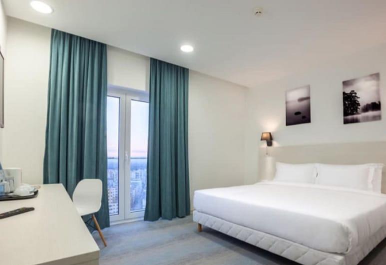 Hôtel Vendome Khaled, Bir El Djir, Superior Single Room, Bilik Tamu