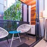 Lägenhet - balkong - Balkong