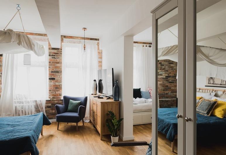 Apartamenty Hornigold Katowice- Nikiszowiec, Katowice, Apartment (68), Zimmer