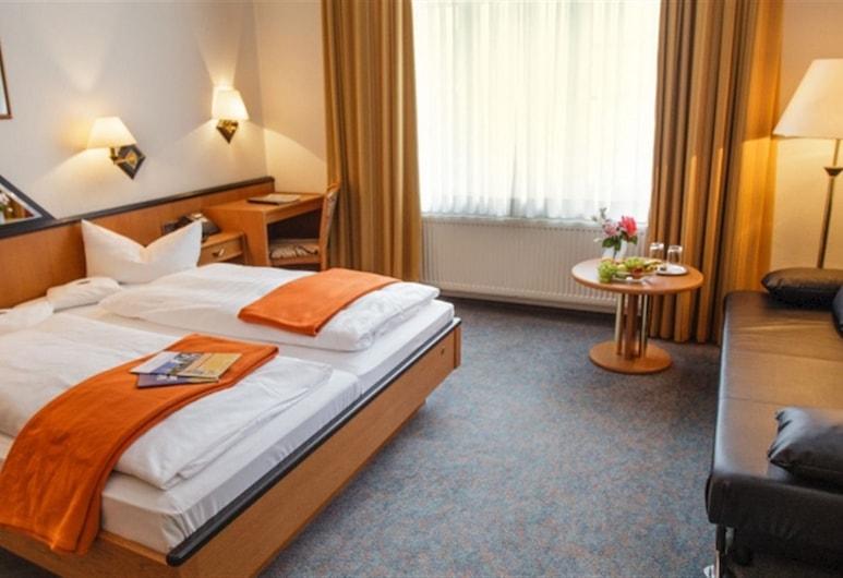 Hotel Villa am Kurpark, Bad Homburg vor der Hohe, Svečių kambarys