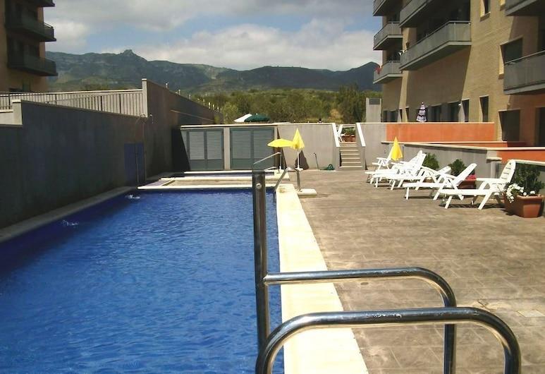 拉卡洛利納斯公寓酒店, 聖卡洛斯德拉拉皮塔, 室外泳池