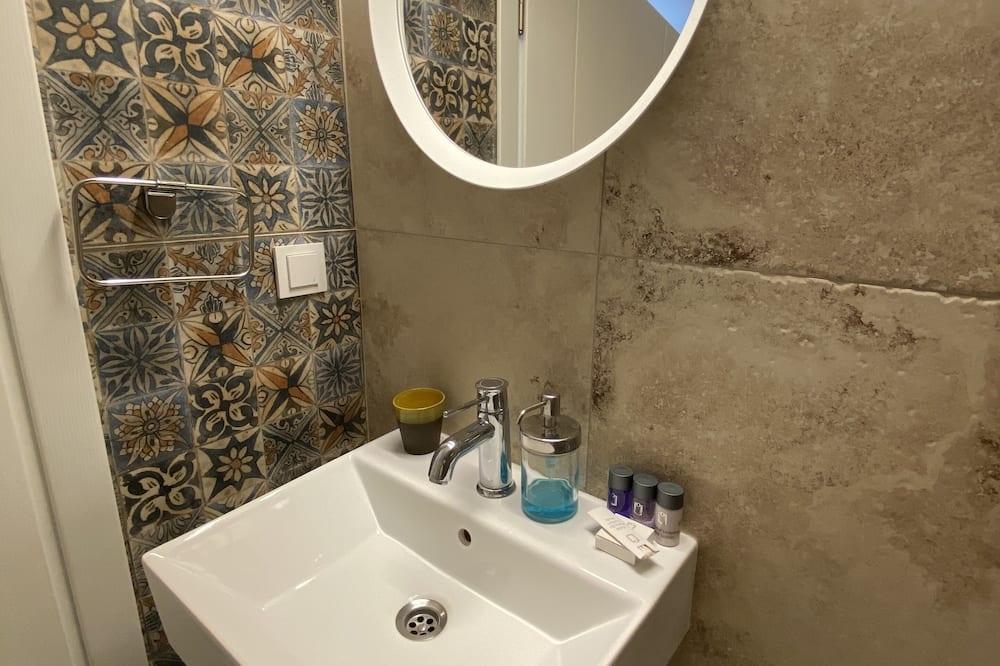 Deluxe Double Room, Sea View - Bilik mandi