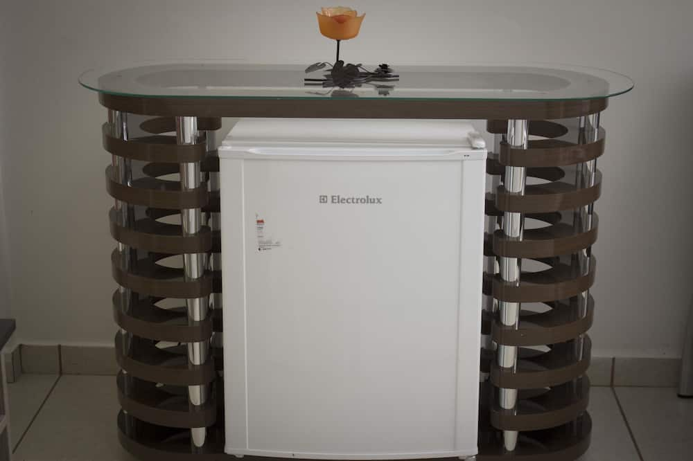 Dobbeltrom - Minibar