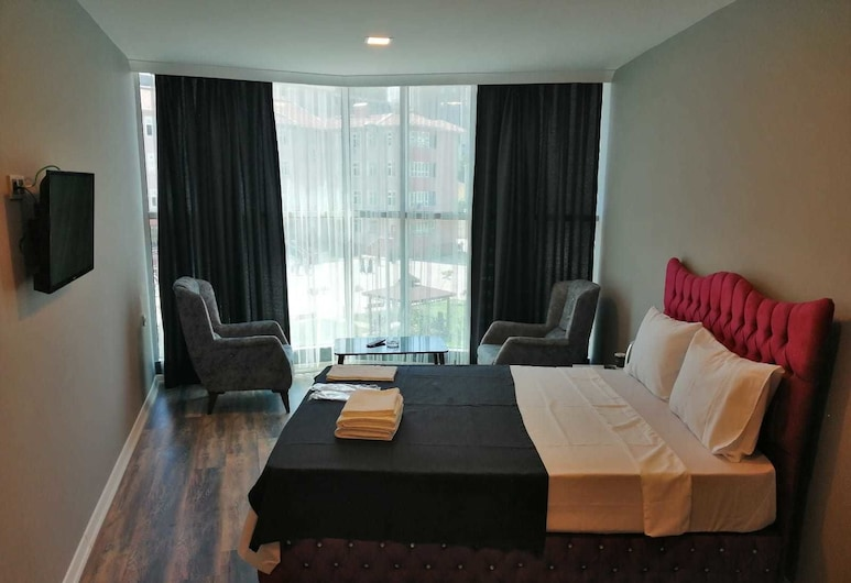 Plus Park Suite & Hotel, Stambula, Viesu numurs