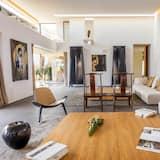 Willa Comfort, 6 sypialni - Powierzchnia mieszkalna
