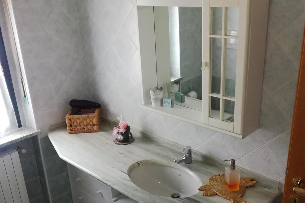 Chambre Double, salle de bains privée - Salle de bain