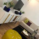 Departamento Deluxe (liutaio) - Sala de estar