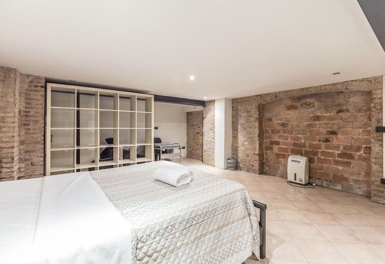 Appartamento Mazzini, Bolonha, Dúplex, Quarto