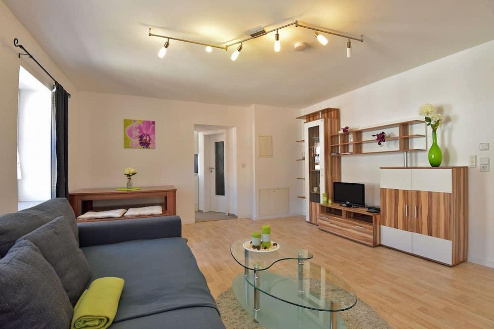 Apartmán (Orchidee) - Obývacie priestory