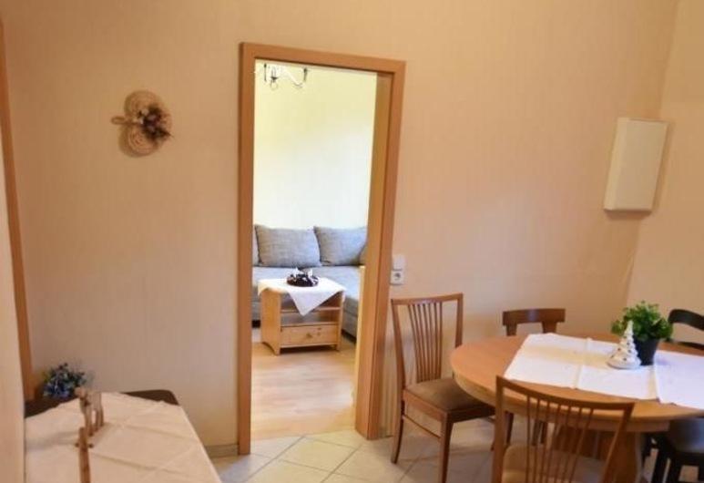 Ferienwohnung an der alten Schunter, Süpplingenburg, Apartment, 3 Bedrooms, In-Room Dining