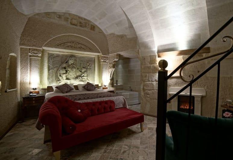 Arte Cave Hotel, Ургуп, Номер для новобрачных, Номер