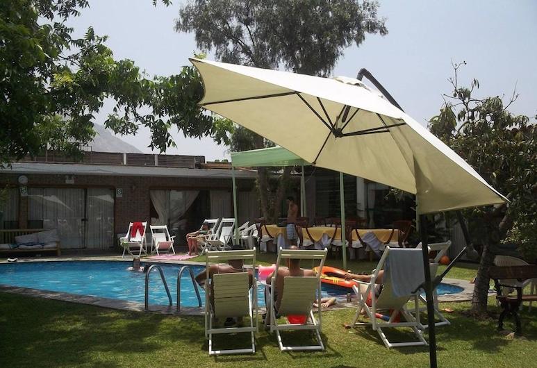Residencial Los Portones De Cieneguilla, Cieneguilla, Buitenzwembad
