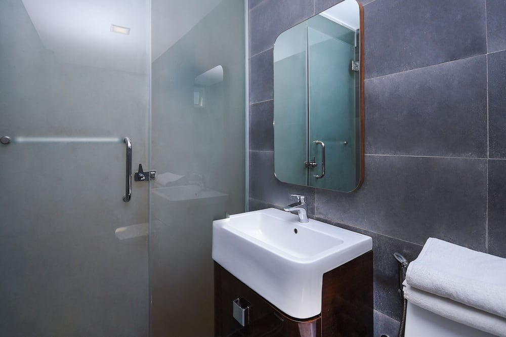 Pagerinto tipo numeris - Vonios kambarys