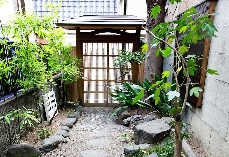 ASAKUSA -CHAKA-, Tokyo, Private Vacation Home, Terrace/Patio
