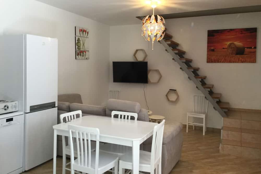Appartement, 2 chambres - Coin séjour