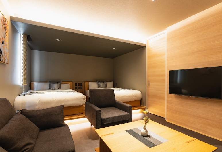 GRAND BASE Beppu Ekimae, Beppu, Standardní pokoj (102), Pokoj