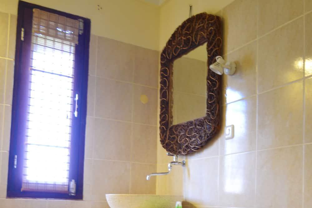 Vila, 1 miegamasis - Vonios kambarys
