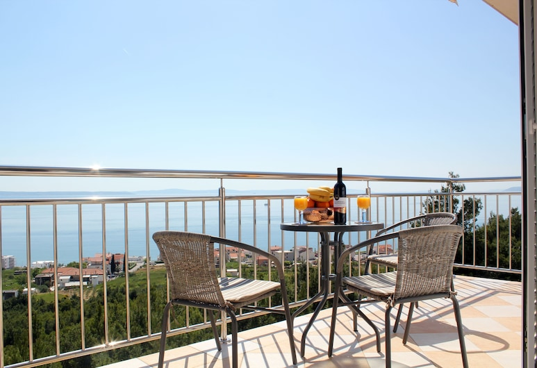 Holiday Sea View Apartments, Podstrana
