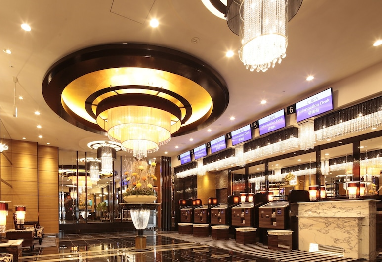 APA Hotel & Resort <Ryogoku-Eki Tower>, Tokija, Vestibils