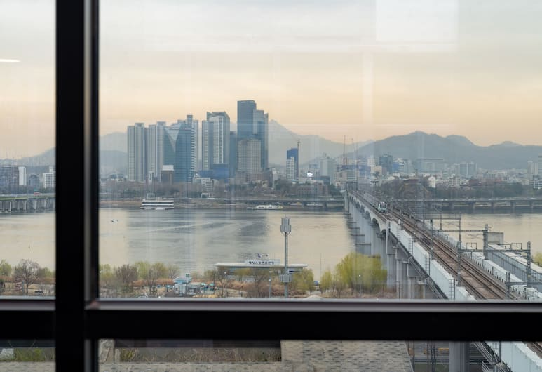 Upflo House, Seoul, View from Hotel