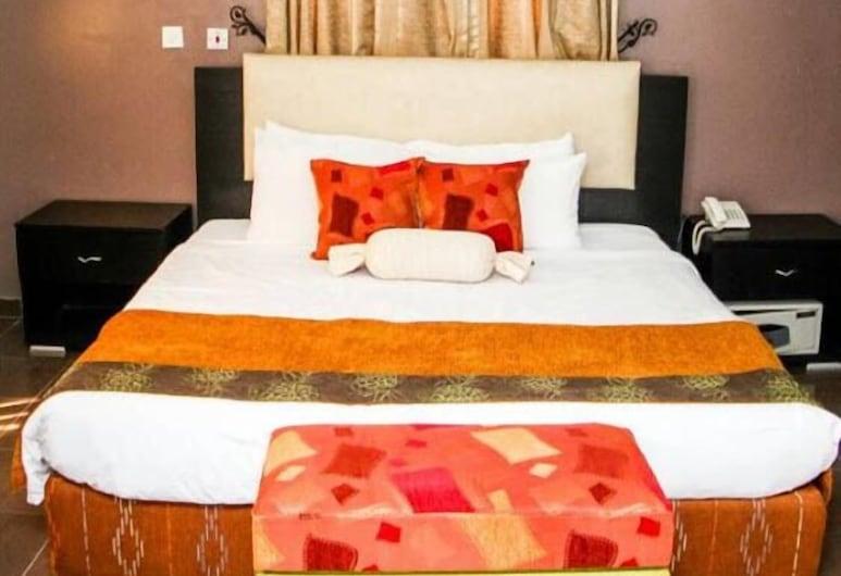 蘇魯勒雷蘇魯快捷飯店, 拉各斯, 豪華頂樓客房, 客房