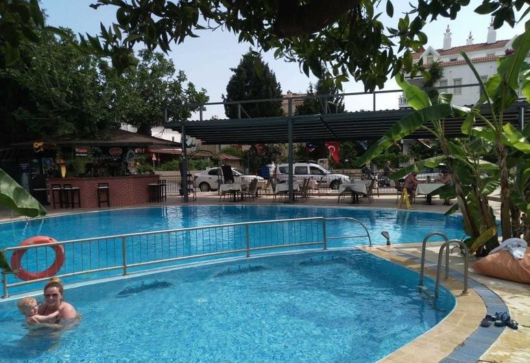Poyraz Kaptan Apart, Marmaris, Otel Sahası