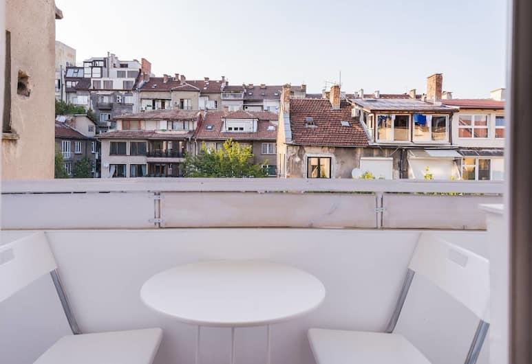 FM Deluxe 2-BDR Apartment - Sunshine, Sofia, Balcony