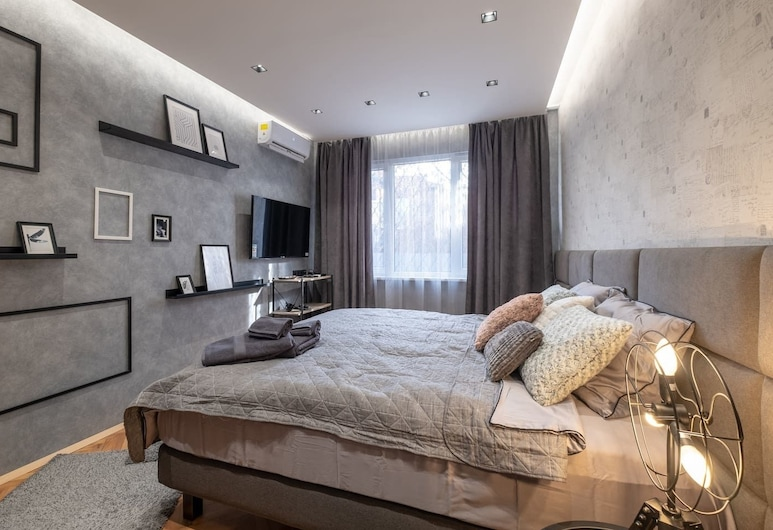 FM Luxury 2-BDR & 2-BTHR Apartment - Sofia Dream Apartments, Sofia, Room