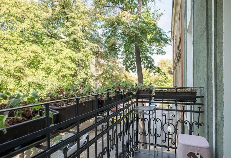 FM Luxury 3-BDR Apartment - Sofia Dream Apartments, Sofia, Balkong