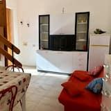 Villa, 3 slaapkamers, uitzicht op tuin - Woonruimte