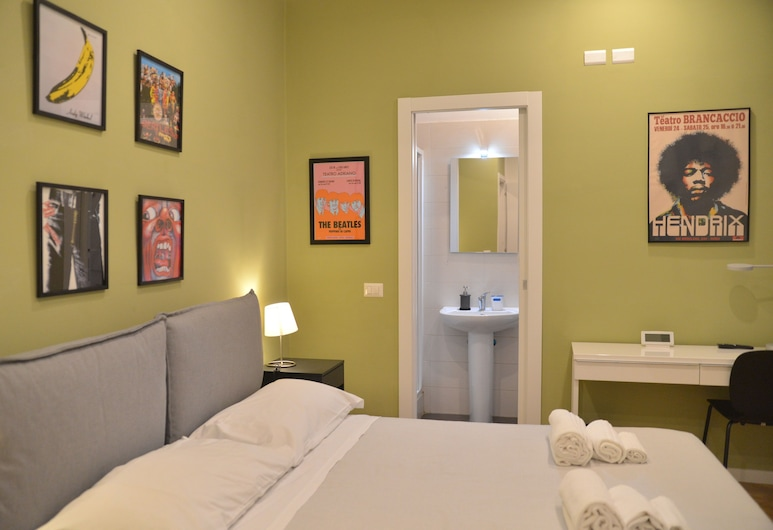 All You Need Is Rome Guesthouse, Ρώμη, Standard Δίκλινο Δωμάτιο (Double), Δωμάτιο επισκεπτών