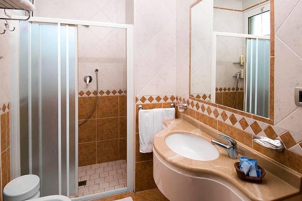 غرفة مريحة للاستخدام الفردي - حمّام