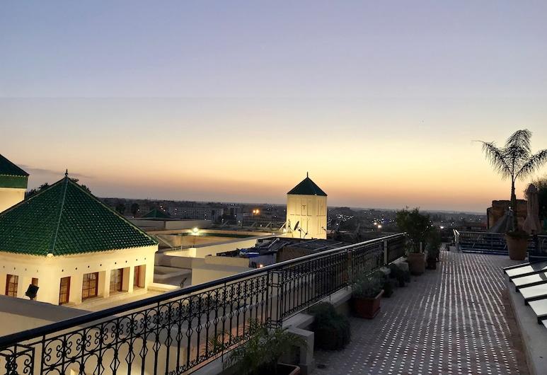 Riad Zidania , Meknes, Terraço/Pátio Interior