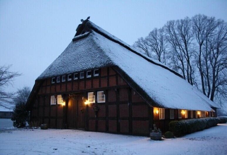 Ferienwohnungen im Bauernhaus am Fluss, Berne, Parte delantera del alojamiento