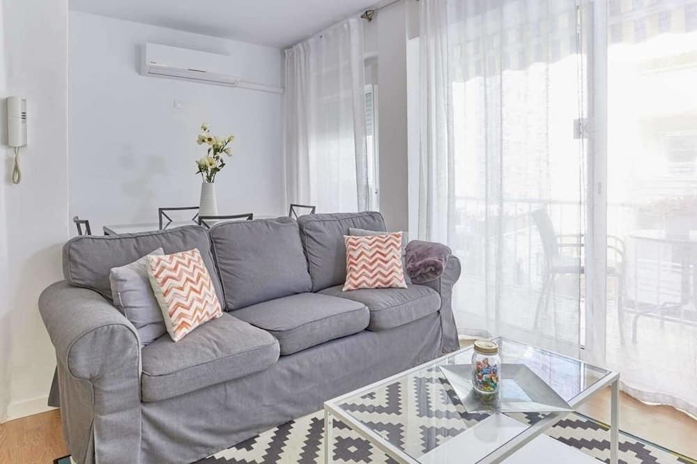 公寓, 3 間臥室, 露台 - 客廳