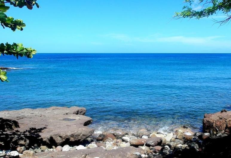 Paradise Bay, Deshaies, Pláž