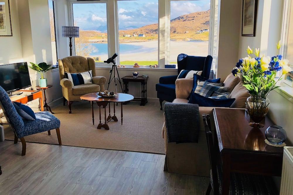 Casa, 3 Quartos - Área de Estar