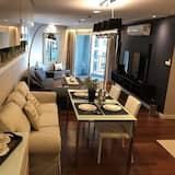 Belle Grand Condo / Luxury/3beds/mrt/rama9/ratchada/shopping