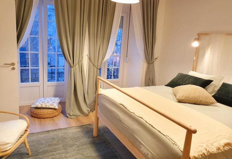 Lisbon Chile Out Rooms by Host-Point, Lissabon, Perhehuone, Jaettu kylpyhuone (1), Vierashuone