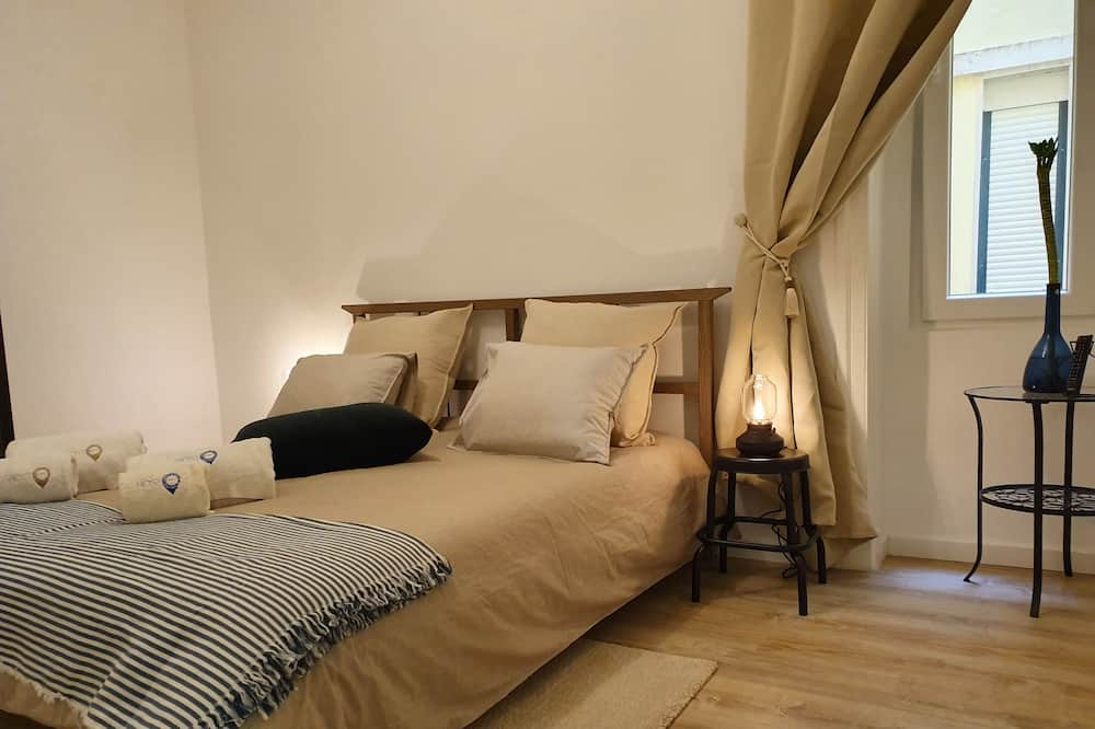 Doppelzimmer, Gemeinschaftsbad (4) - Zimmer