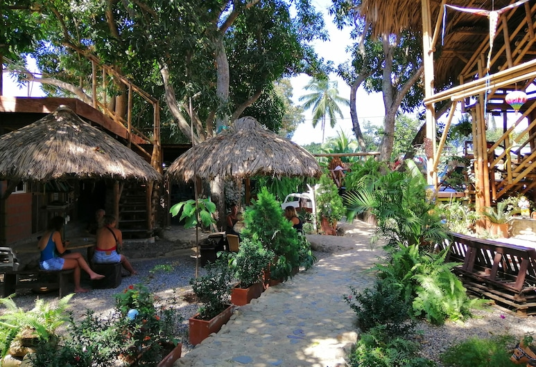 La Natura Hostel, Dibulla, Garden