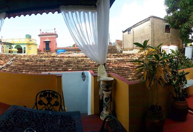 Hostal Karalyz, Trinidad, Terrasse/Patio