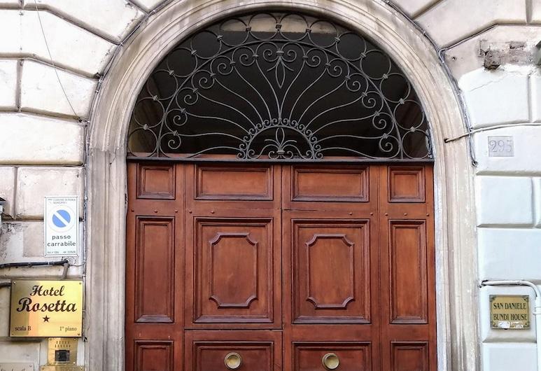 Nicolas Inn, Roma, Ingresso hotel