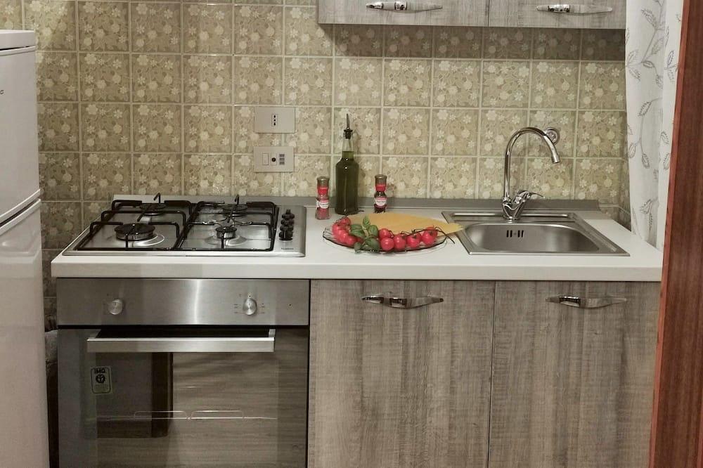 Семейный номер - Общая кухня