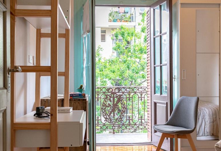 Benita Hostel - Adults Only, Buenos Aires, Eenvoudige tweepersoonskamer, voor 1 persoon, Kamer
