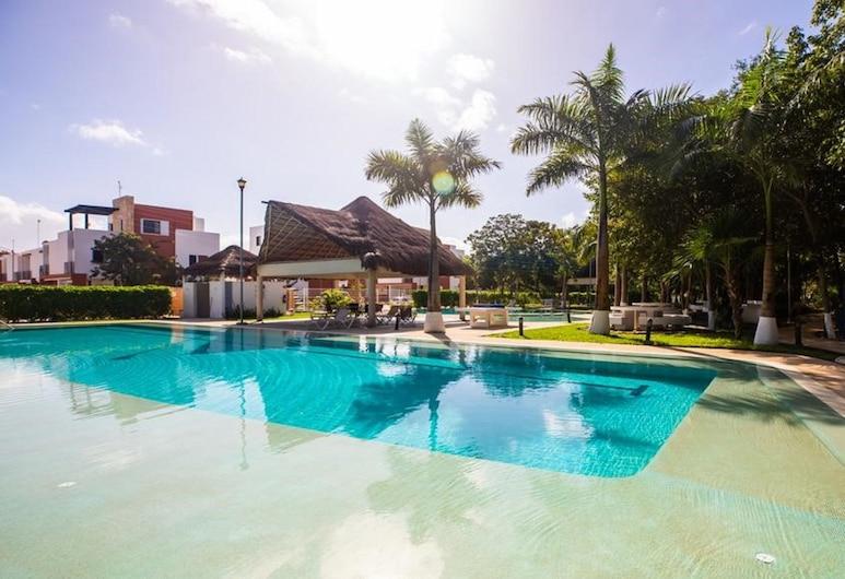 Liverte Downtown Apartments, Cancún, Bazén